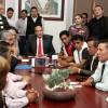 Ningún puesto más en Oaxaca de Juárez: firman líderes de ambulantes