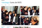 Nuestros abogados nos dicen que esto es un atropello a la libertad: Carmen Aristegui