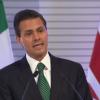 En 20 minutos, Enrique Peña explica en Londres situación y perspectivas de México