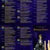 Calendario de Actividades Culturales Semana Santa 2015