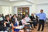 La interpretación del derecho está enfocada a la uniformidad de criterios: Rodolfo Moreno Cruz