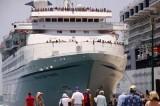 Incrementa casi 11 por ciento arribos de cruceros a Huatulco