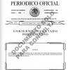 Aquí Periódico Oficial con Decreto nuevo Instituto de Educación de Oaxaca