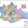 Los nuevos Distritos Electorales de Oaxaca, municipio por municipio