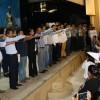 Benjamín Robles acompaña registro de Unir Oaxaca, agrupación política; IEEPCO decidirá procedencia