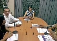 Víctor Vásquez y Guadalupe Jarquín sobre Expo PyME e Irina Cabrera sobre Justicia para Adolescentes en Todo Oaxaca Radio