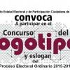 Crea el logotipo y eslogan del Proceso Electoral 2015-2016 y gana 15 mil pesos