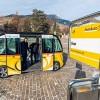 MUNDO: PostBus, vehículos autónomos