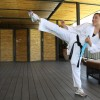 DEPORTES: Xhunashi Caballero rumbo al mundial de karate