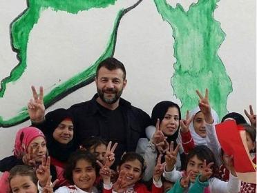 #ViernesDeFelicidad En Siria no todo es guerra