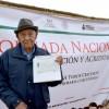 #ViernesDeFelicidad Conoce a Don Alfredo quien con 96 años terminó la primaria