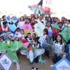 42 niñas y niños participan en el décimo tercer Concurso de Infantil del Papalote
