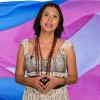 VIDEOCOLUMNA: Amaranta Gómez Regalado, primera candidata muxe a una diputación federal en México y Oaxaca. Por Rebeca Garza