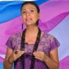 """VIDEOCOLUMNAS: """"Este 8 de marzo, las mujeres trans también alzamos la voz"""". Por Rebeca Garza"""