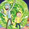 Mini documental sobre la creación de Rick and Morty
