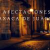 OAXACA: Reporte de daños por terremoto y lluvias en capital