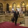 EN VIVO: Parlamento Cataluña en sesión histórica del 10 de octubre