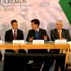 OAXACA hoy se fortalece: Alejandro Murat, en encuentro de Fiscalía