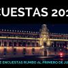 ENCUESTA: Reforma ubica a Obrador en 59% en circunscripción de Oaxaca