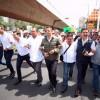"""Alejandro Murat y mezcaleros marchan en CDMX; """"No están solos"""", reafirma ante IMPI"""