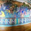 Rodolfo Morales: el señor de los sueños; su mural es patrimonio de Oaxaca