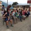 Santa María Yaviche recibió equipo de Proyecto Min