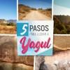 5 pasos para llegar a Monumento Natural Yagul. Por Ángel Osorio