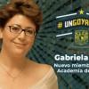 Gabriela Ortiz ingresa a la Academia de Artes