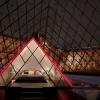 Ahora puedes dormir en el Museo de Louvre en París