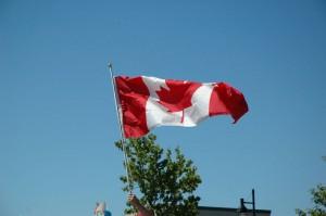bandera de canada flickr