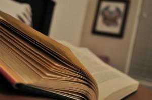 Algunos derechos reservados por ShardsOfBlue-libro