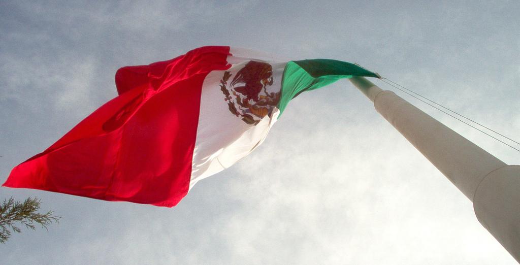 @MarthaSilva Flickr bandera de México
