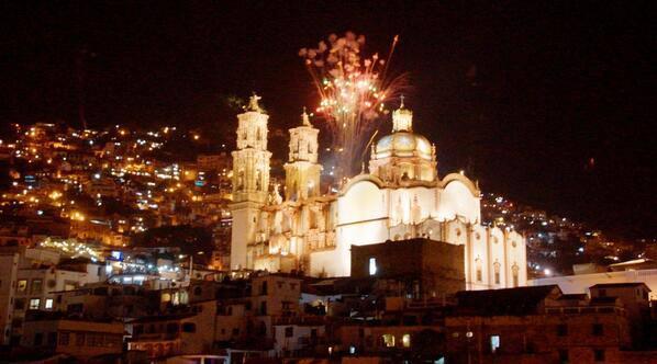 Taxco @SecretaríadeTurismo Foto Salomon Majul