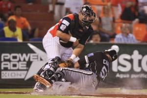 Tigres vs Guerreros - LMB 2013