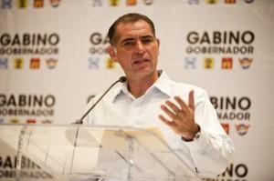 Gobernador-Por Gabino Cué Monteagudo