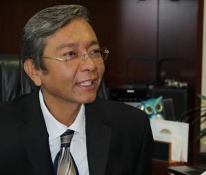 Magistrado Alfredo Lagunas Rivera (1)