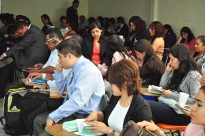 Postulantes al cargo de secretarios continúan siendo evaluados  (T)
