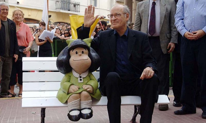 Image result for mafalda y quino