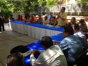 Consulta Popular - Comité Melendre