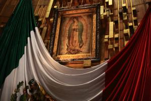 Virgen de Guadalupe - Esparta Palma