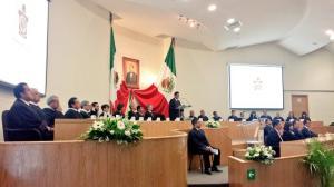Sesión Solemne Tribunal