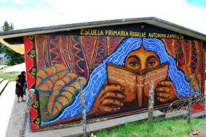 Escuela Rebelde Autonoma Zapatista cc mr theklan