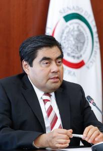 @Senado de la República Miguel Barbosa Huerta