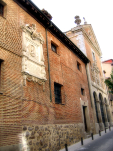 Convento Trinitarias Madrid Cervantes CC PabloSanchez