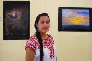 Dania Ramírez UABJO