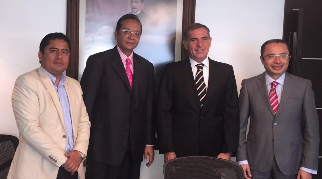 Oaxaca contará con subsidio federal para la implementación del sistema acusatorio TSJEO
