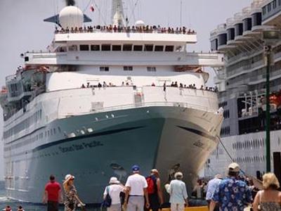 Crucero Huatulco