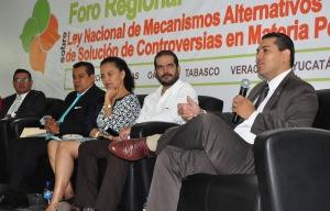 El secretario técnico del Consejo Nacional de Certificación en Sede Judicial, Roberto Montoya González