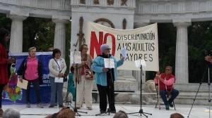 Adultos mayores Ana Luis Nerio:Enfoque DH