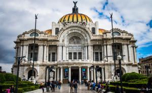 Ciudad de México por Ted McGrath
